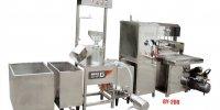 Линия по производству пищевого соевого молока и тофу марки Guoyan