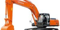 Запасные части на экскаватор  Hitachi